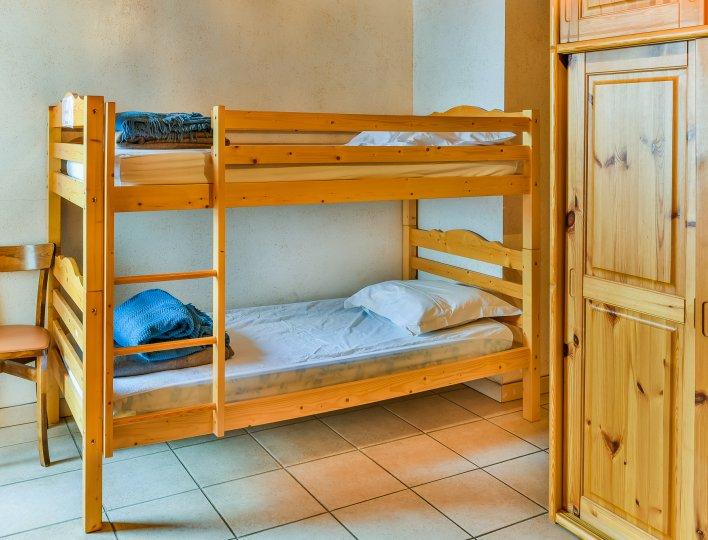 Une chambre à partager