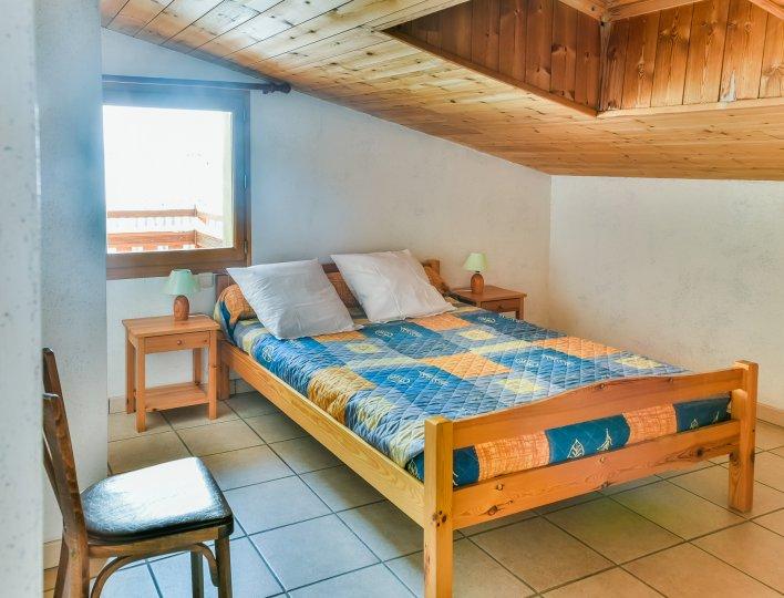 Une chambre avec davantage d'intimité