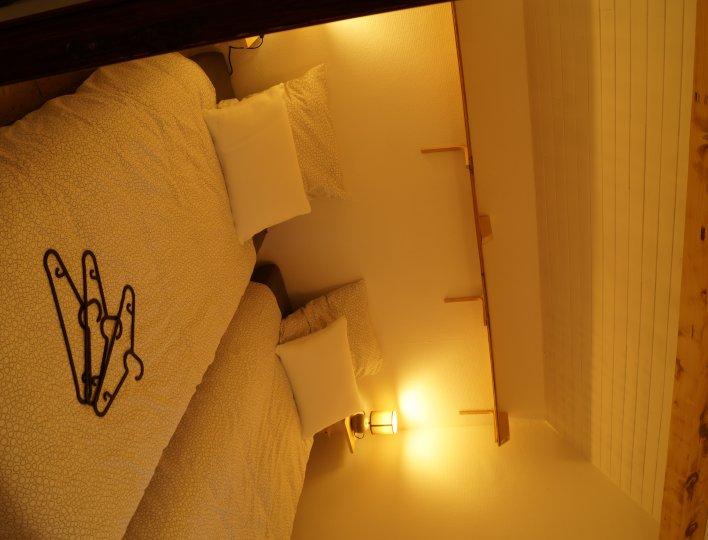 chambre enfants grand appartement chalet rochebrune