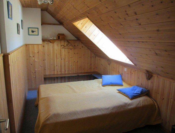 Chambre n°3 Meublé Ancolie