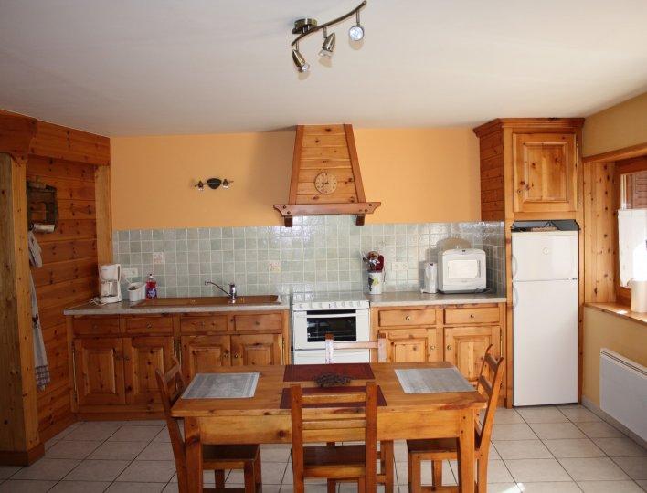 La Misoun - appartement Le Jardinet - 4 pers - Ceillac