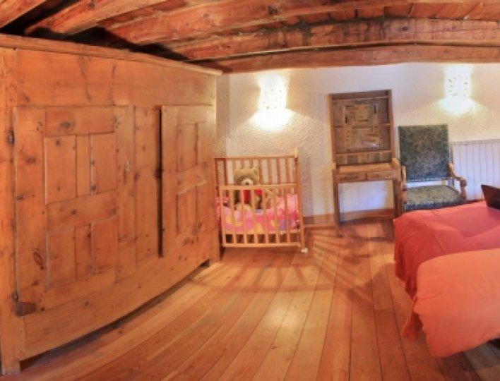 Chambre double lit en 160/200