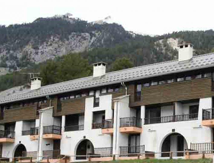 Appartement dans la résidence le Cheynet