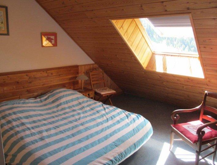 Chambre n°1 Meublé Ancolie