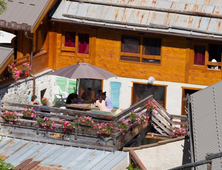 La Misoun - appartement La Grange  12 pers - Ceillac