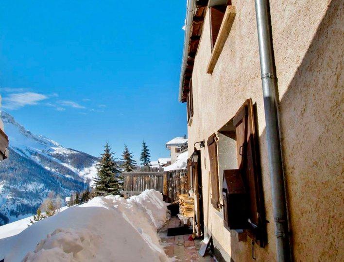 Le Chatelet en hiver, maisonnette indépendante 8835 pour 5 personnes