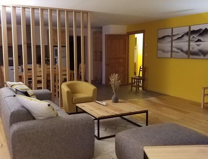 Grand appartement Chalet Rochebrune Saint Véran